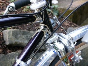 chrome lugs