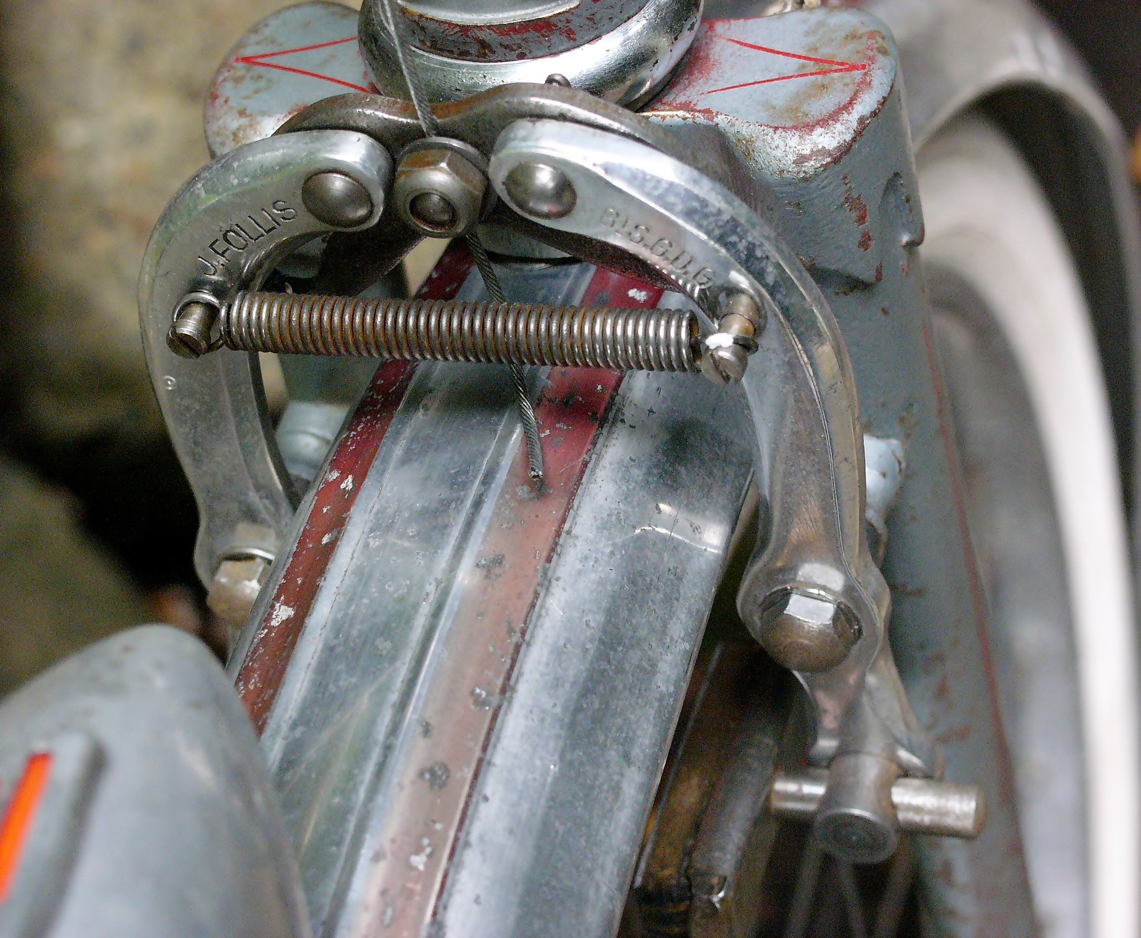 Setting up Centerpull Brakes | Restoring Vintage Bicycles from the