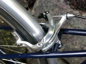 Tektro long reach brakes