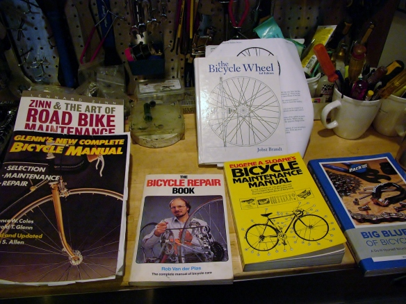 Bike shop manuals