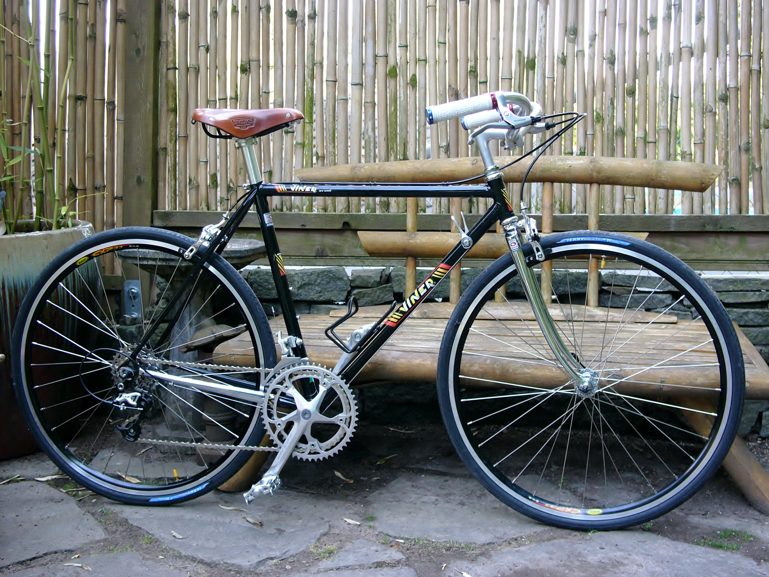 Vintage Italian Bicycle Restoring Vintage Bicycles From The Hand