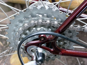 Maillard 14-34 5 speed freewheel