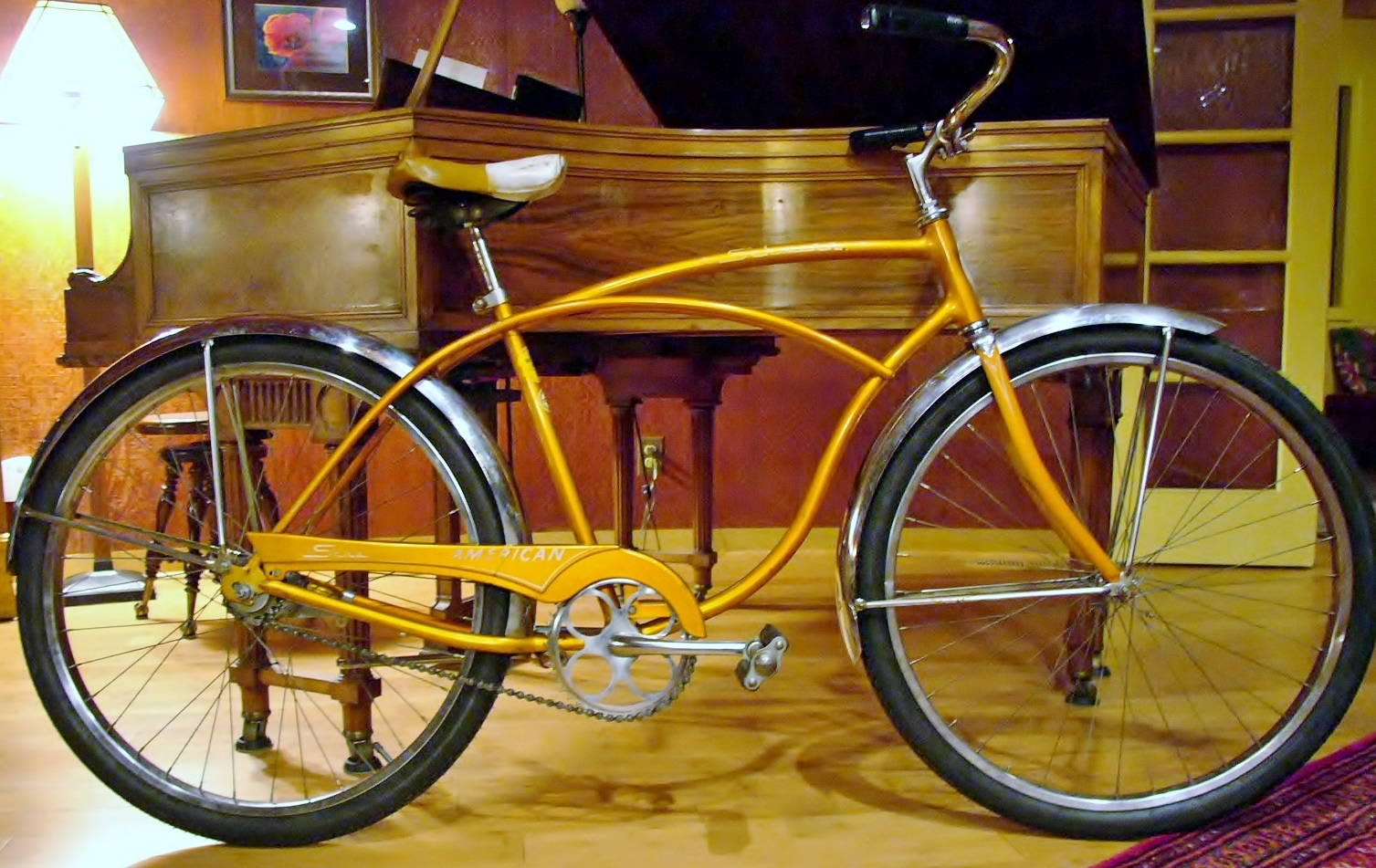 My Dad's 1965 Schwinn American | Restoring Vintage Bicycles