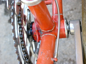 Suntour adjustable BB