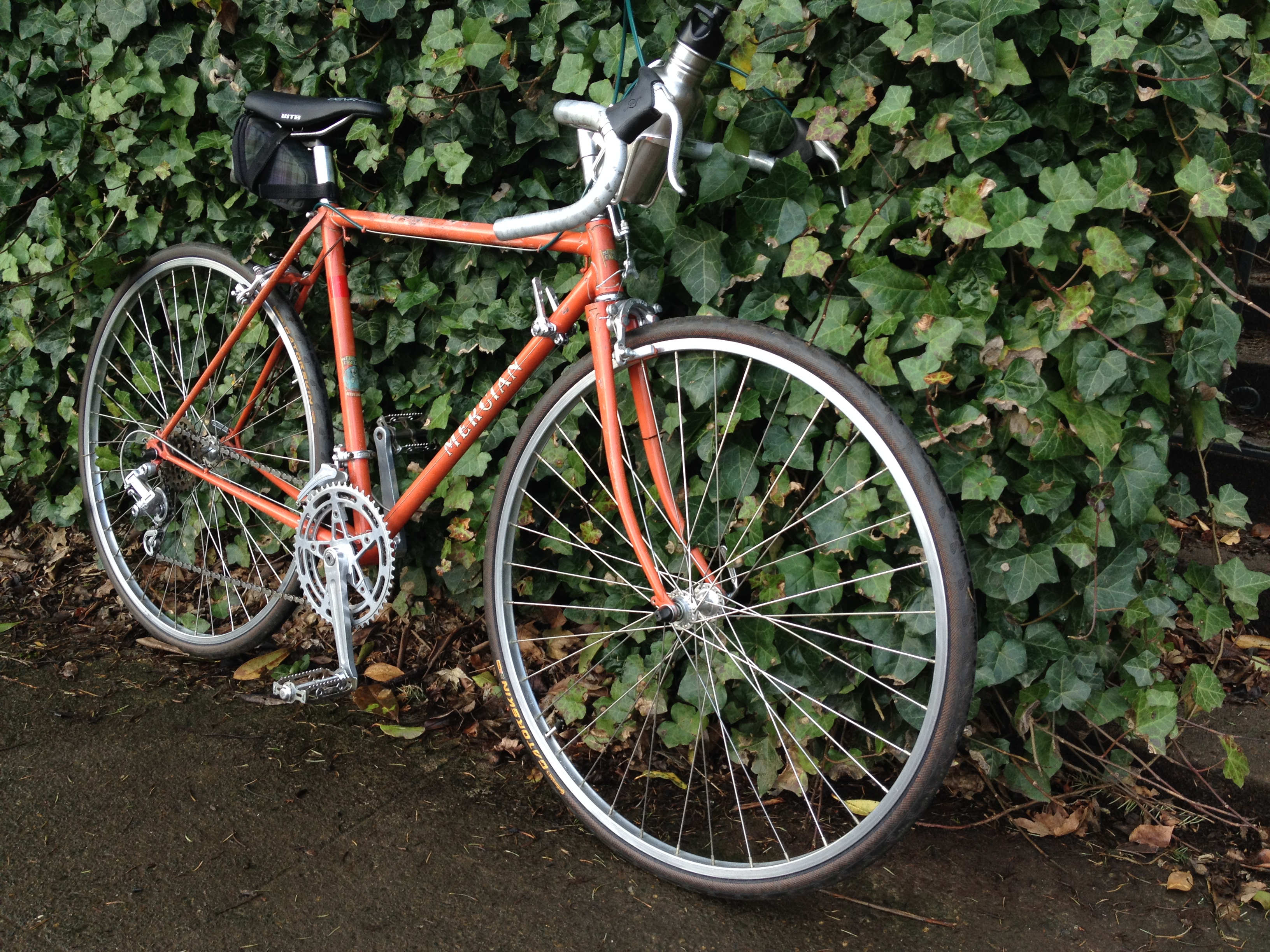 Weinmann   Restoring Vintage Bicycles from the Hand Built Era