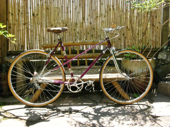 1953 Oscar Egg Mixte