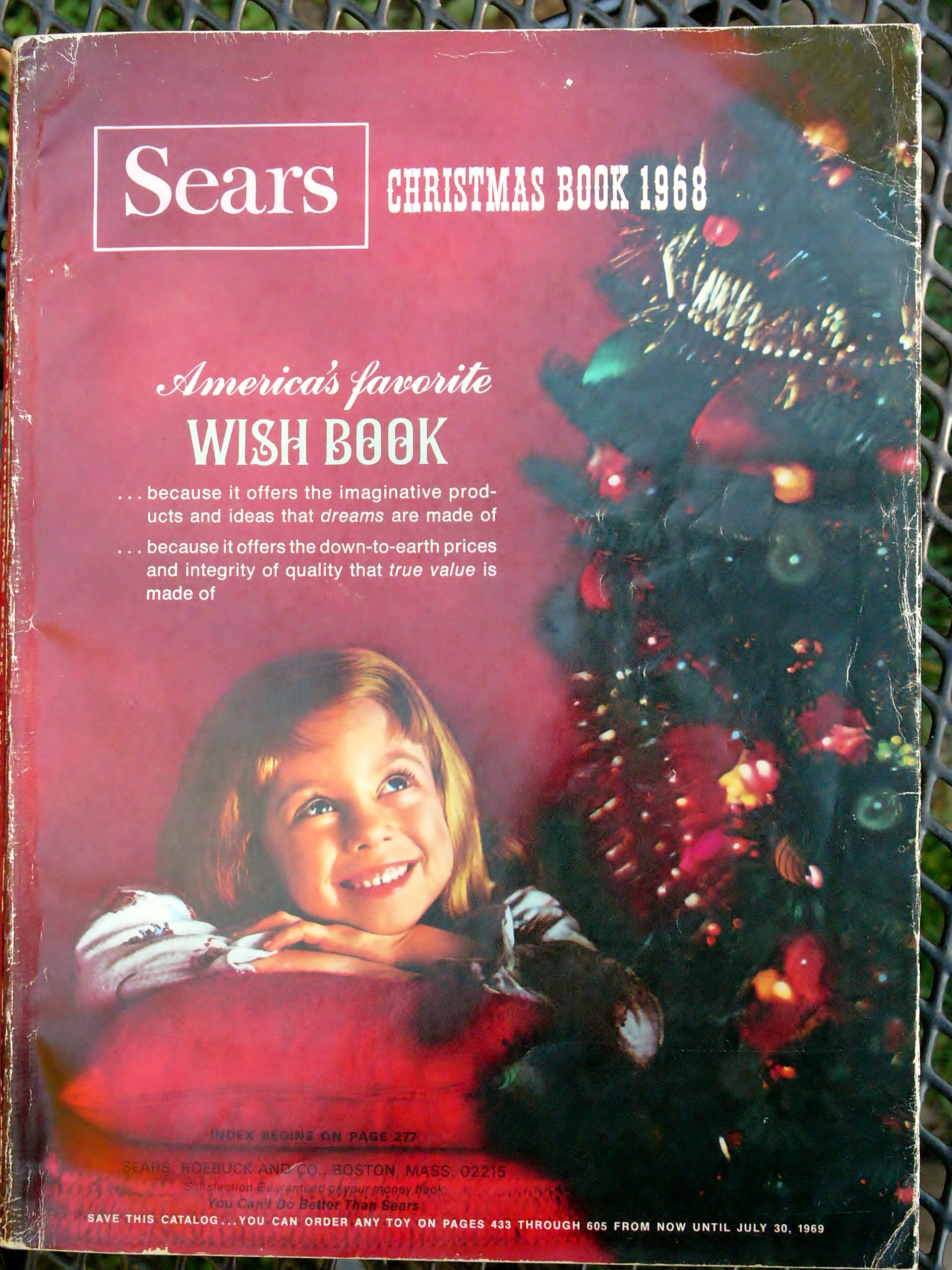 1968 sears catalog - Sears Christmas Catalog