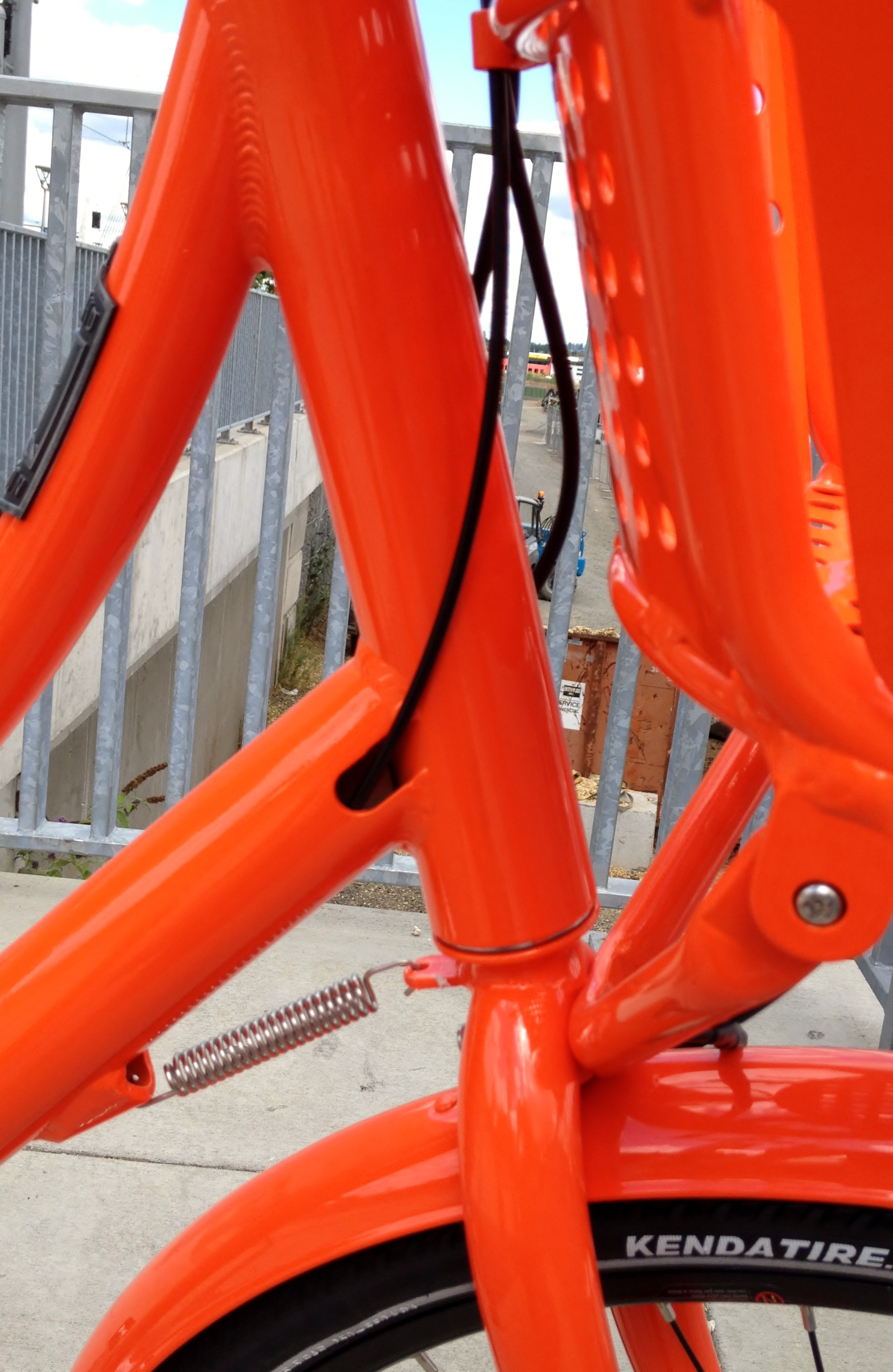 Portland Bike Share Restoring Vintage Bicycles From The Hand