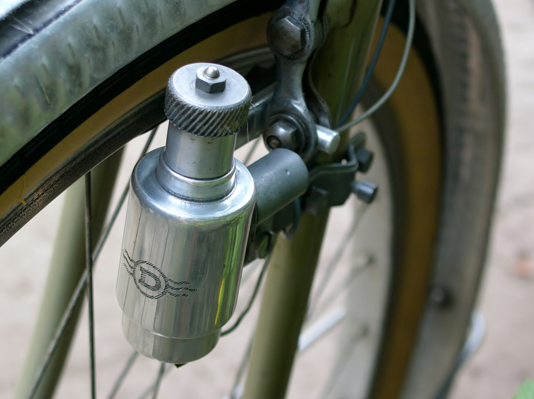 Soubitez Restoring Vintage Bicycles From The Hand Built Era