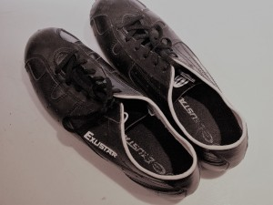 Exustar cycling shoes