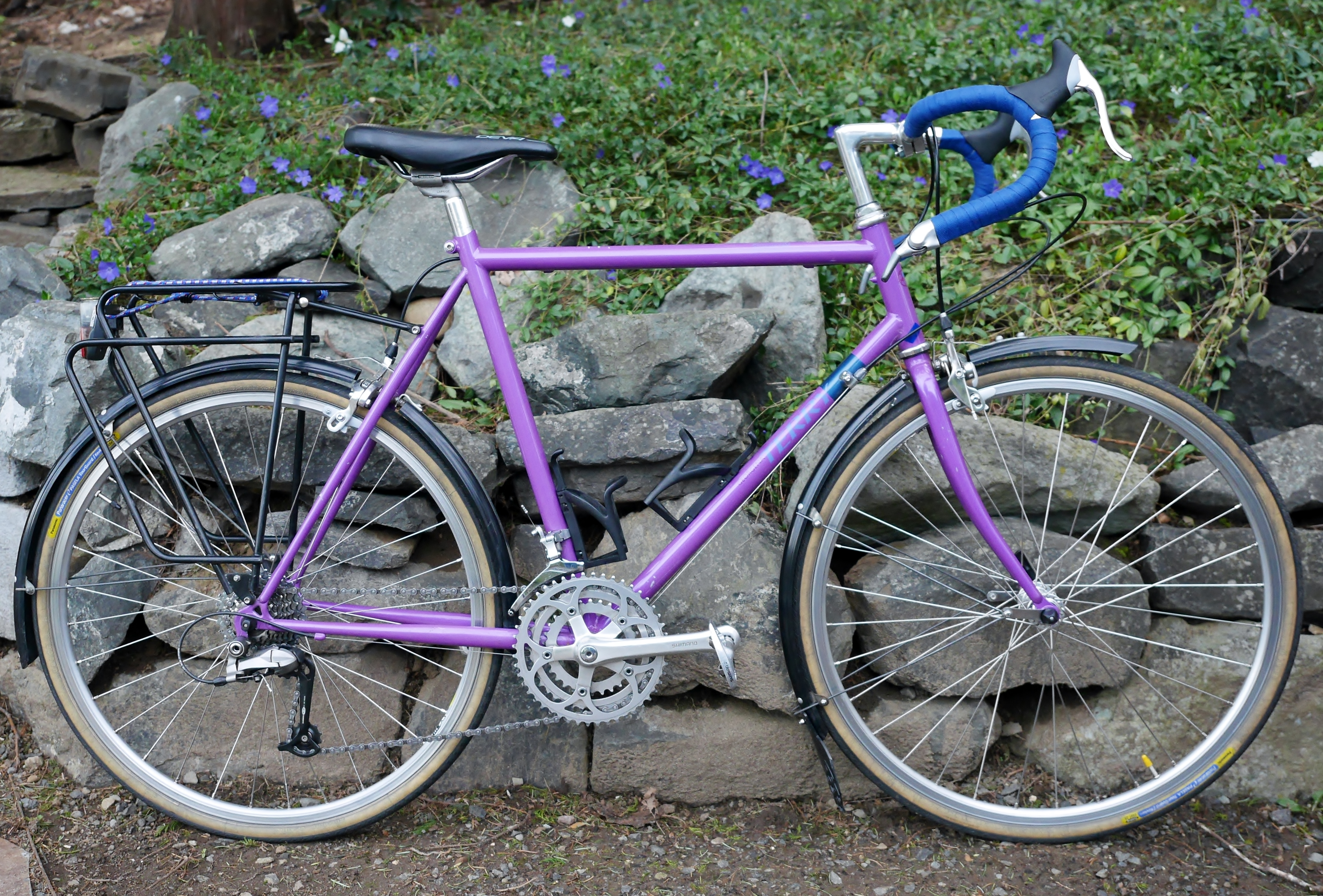 Restoring Vintage Bicycles From The Hand Built Era