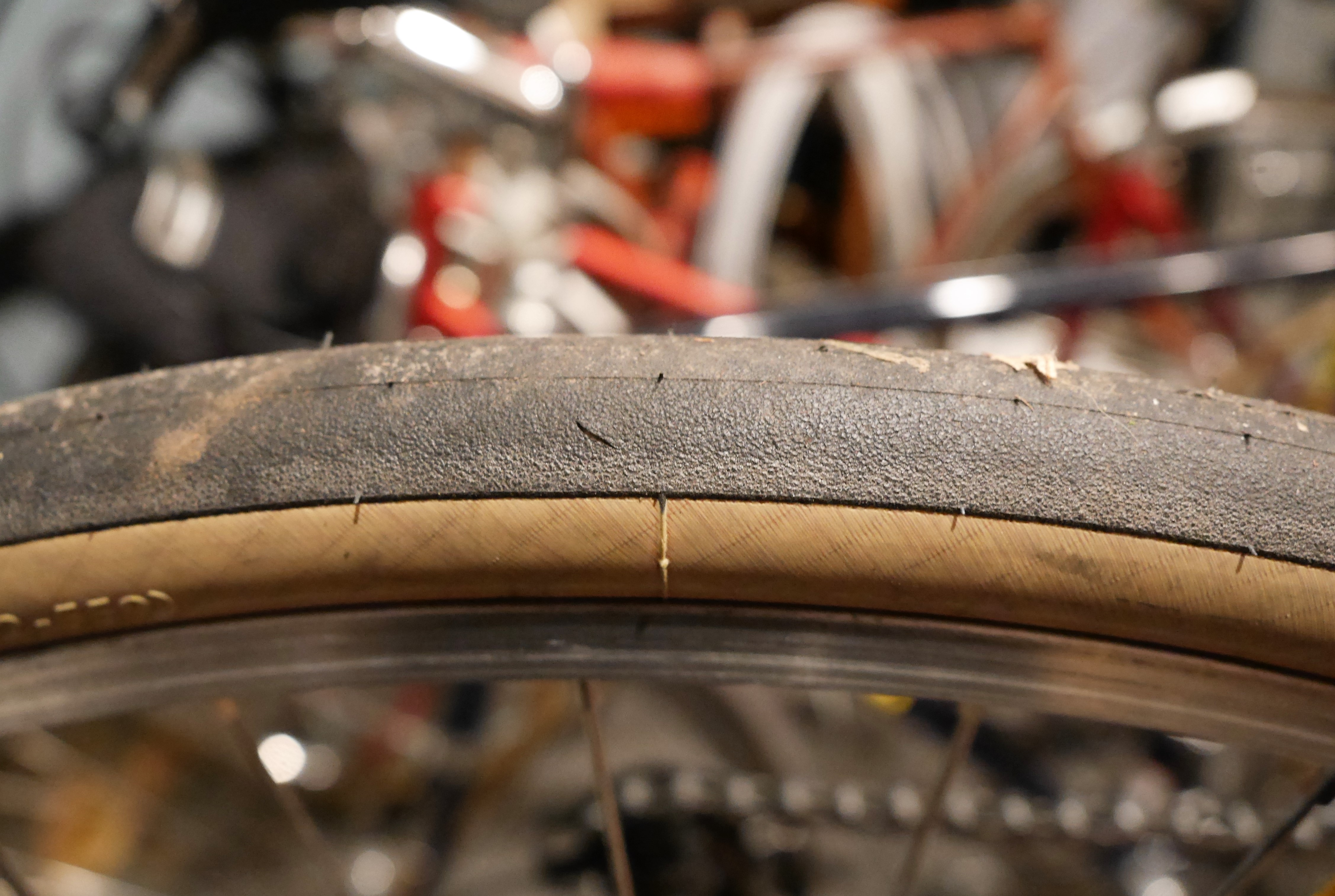 Bicycle tires   Restoring Vintage Bicycles from the Hand