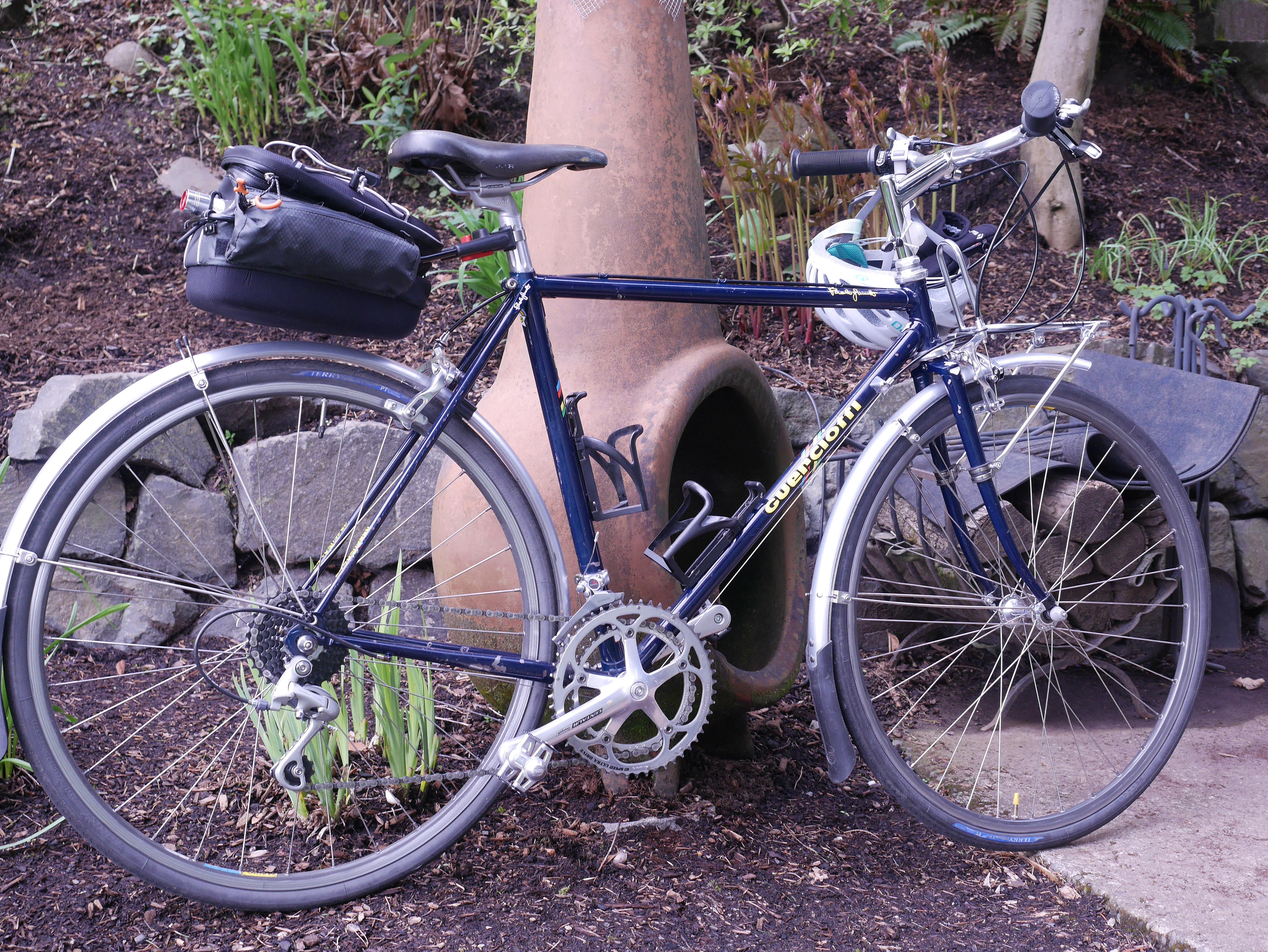 Vintage Italian bicycle   Restoring Vintage Bicycles from