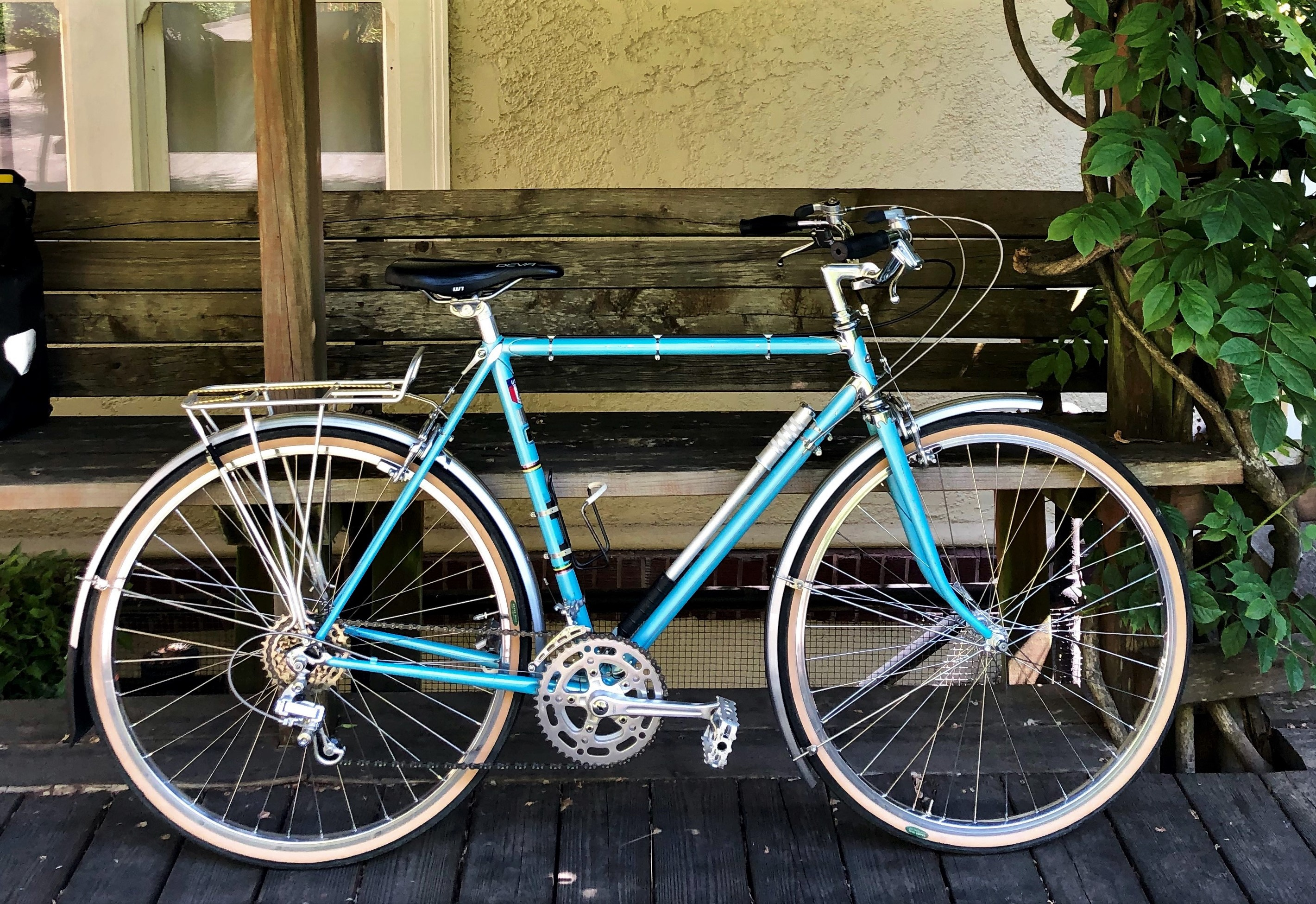 fcbeae9800c I'm glad I went with the Sunshine hubs – this is my new (old) 1975  Centurion Pro Tour, converted to 650b. I will share more about the  conversion in an ...